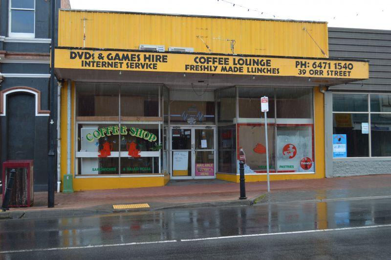 Freehold Cafe Shop