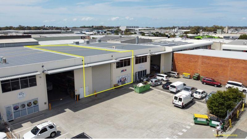 Modern Tilt Panel Warehouse And Office