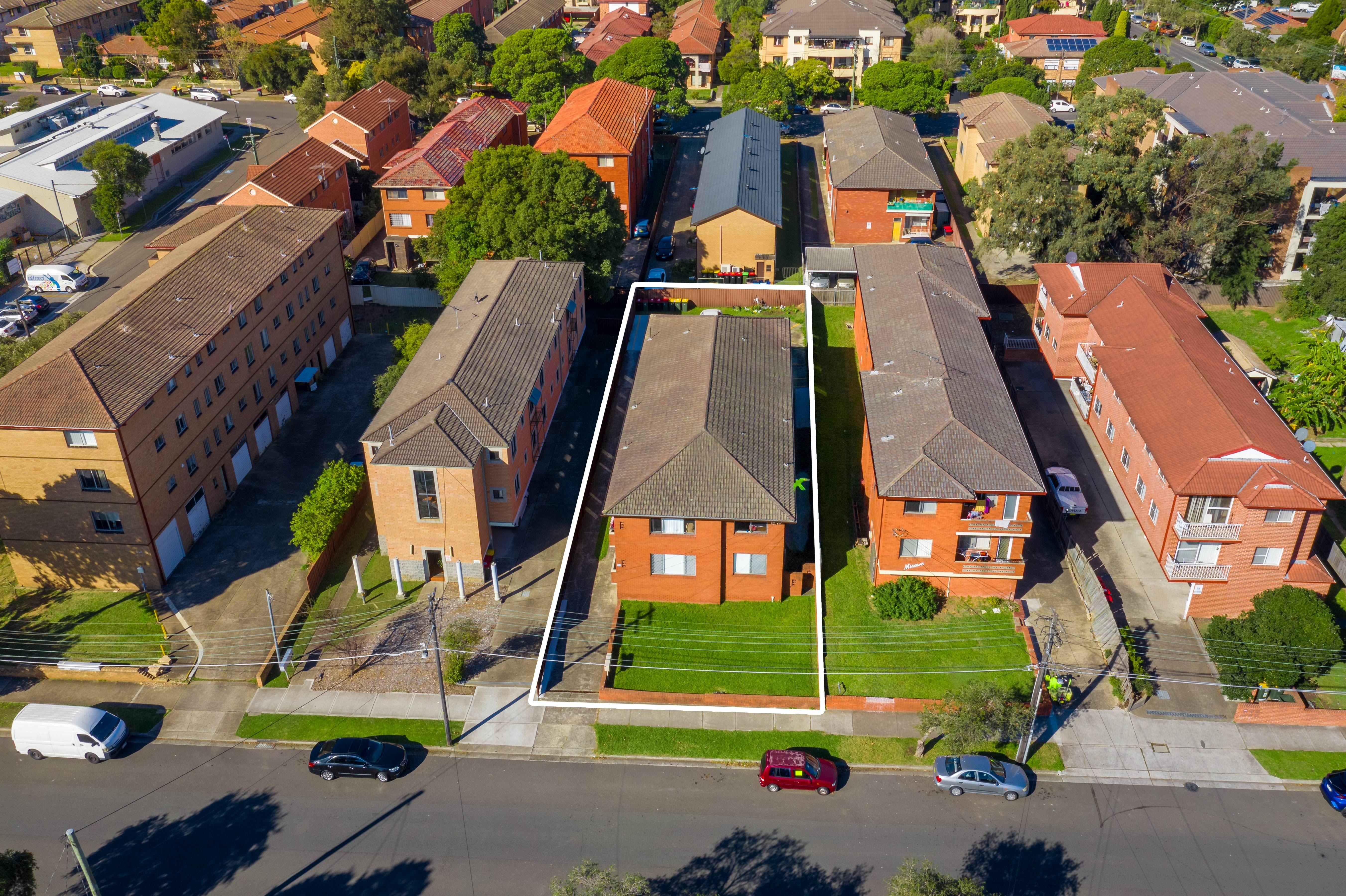 1-6/31 Gibbons Street, Auburn NSW 2144
