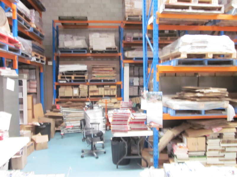 High Clearance Warehouse!