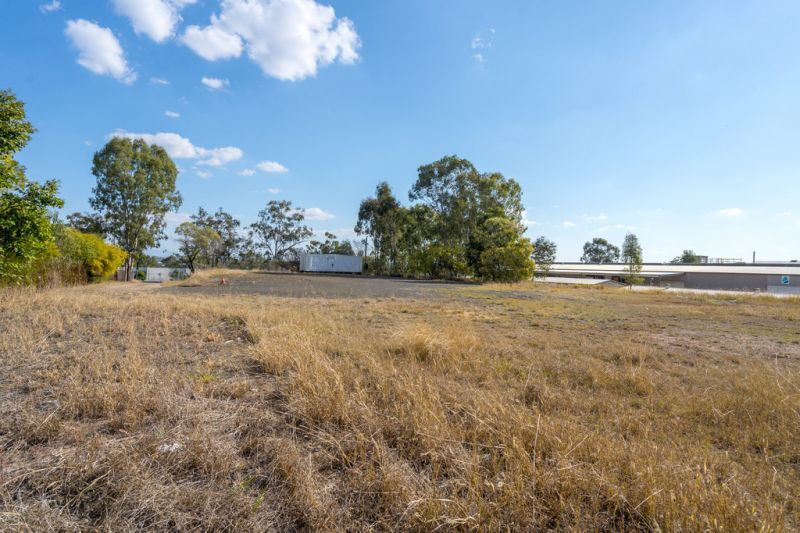 Shed + Land + Position = Blue Chip Property
