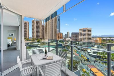 Luxury 2bed in Hilton Hotel  Strong Returns