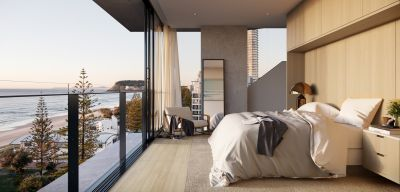 Urban luxe meets beachfront beauty in exclusive new five star residences