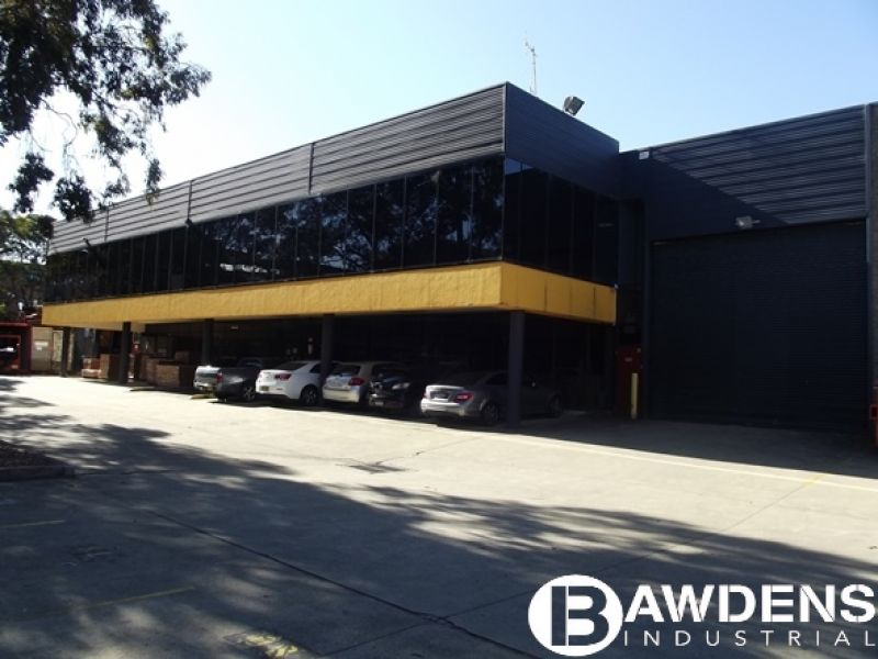 The Boundary Business Estate Is A 19 Unit Top Class Industrial Estate Just Minutes From Parramatta.