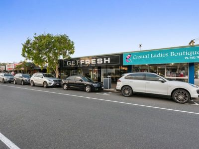 RETAIL & CAFE OPPORTUNITIES | COTTON TREE