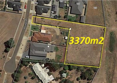 PRIVATE AND SECURED OVER ¾ OF AN ACRE