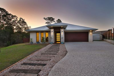 Executive Living Overlooking Natural Bushland