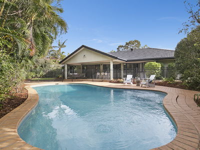 Prestigious Parklands address - Large open plan family oasis on 1,080sqm