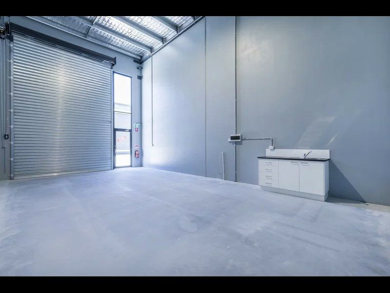 75sqm Brand New Industrial Warehouse. 1 Car Space