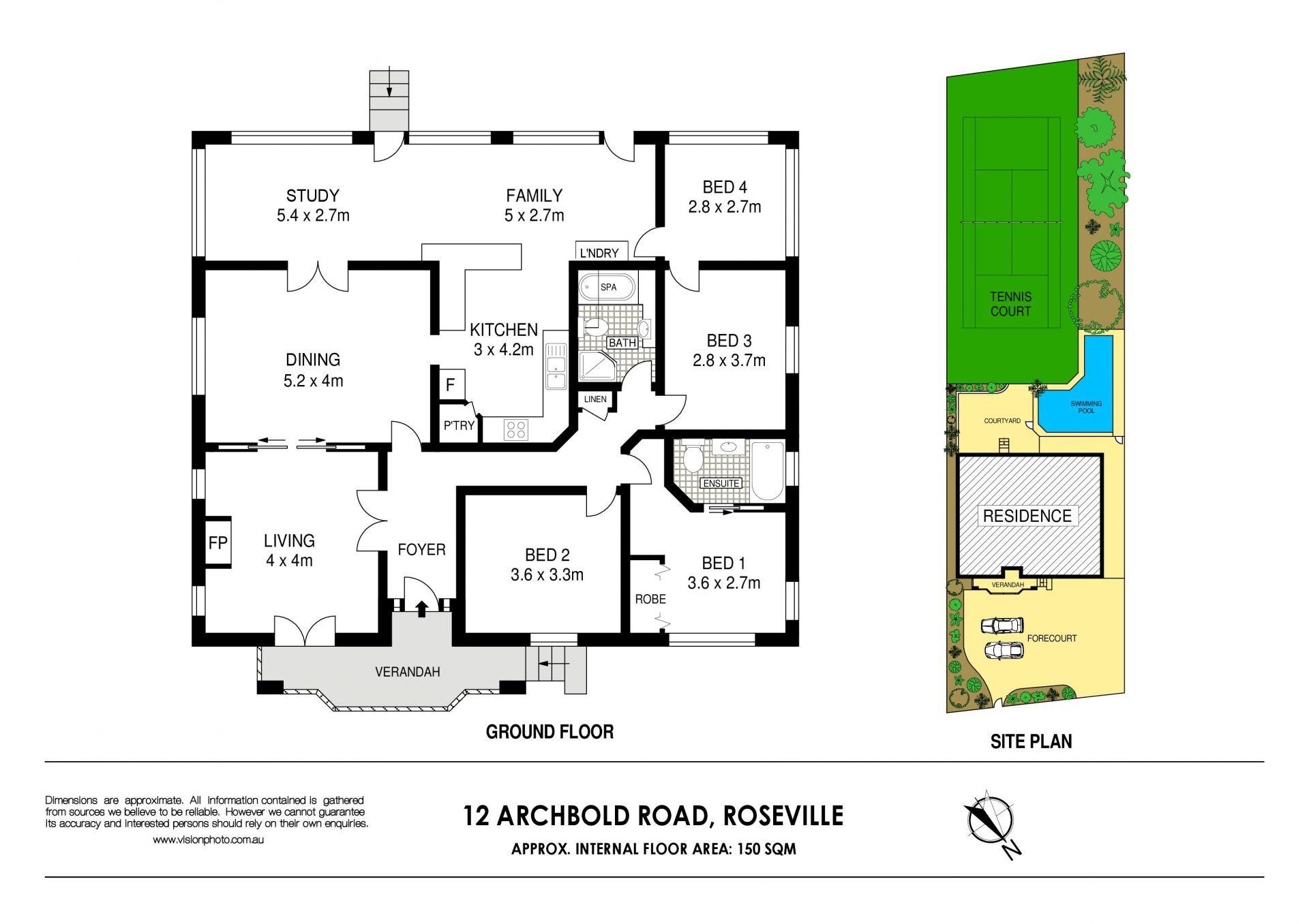 12 Archbold Road Roseville 2069