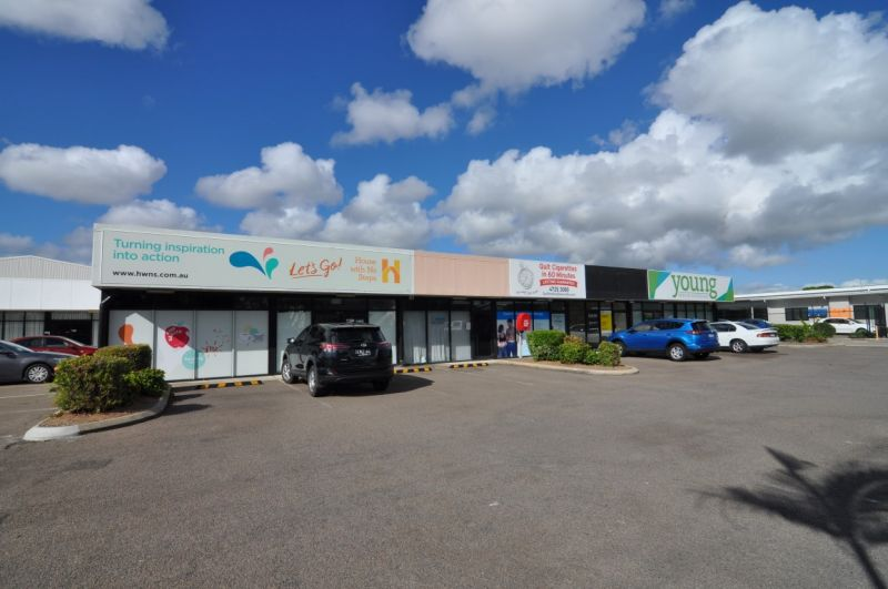 Aitkenvale office and warehouse