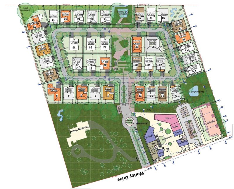 DA Approved for Residential Subdivision & Commercial Town Centre Incl. Childcare Centre