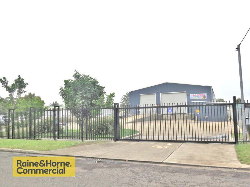 Modern H/C industrial warehouse!