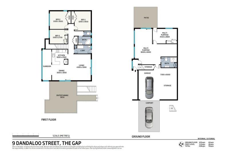 9 Dandaloo Street The Gap 4061
