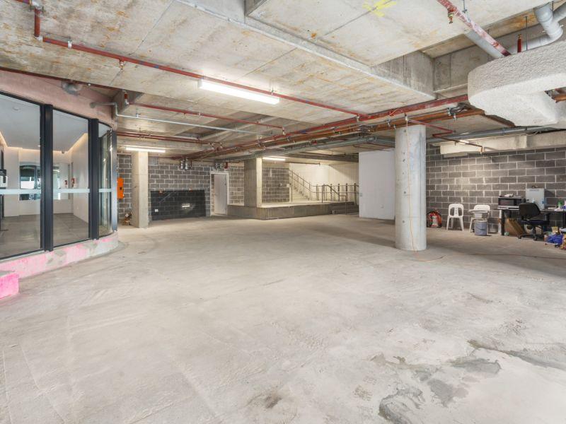 Brand New Ground Floor Space