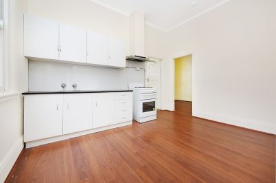 Bang For Buck!  RENOVATED - One Bedroom Flat