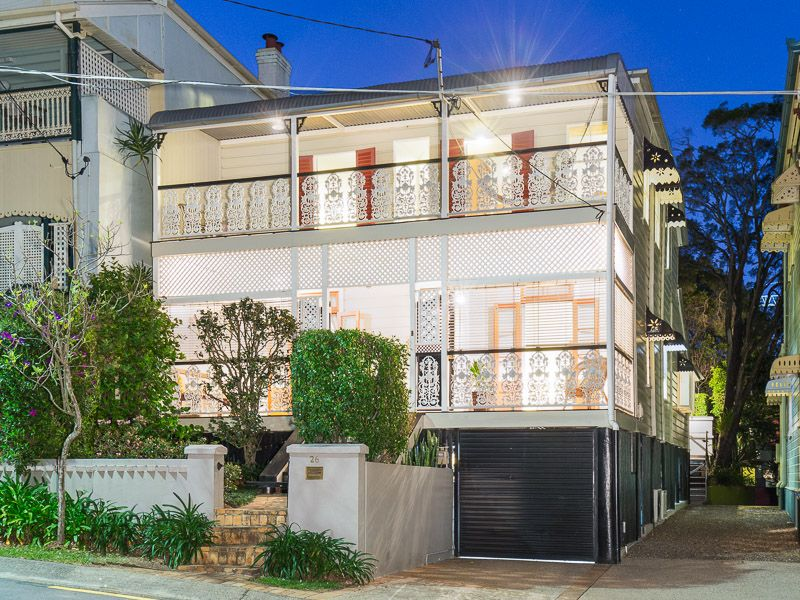 26 Normanby Terrace Kelvin Grove 4059