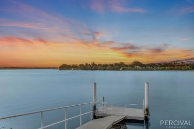 Coveted Deep Water Frontage - 180 Degree Views
