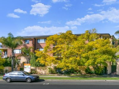 SPACIOUS TWO BEDROOM GARDEN APARTMENT IN BOUTIQUE BLOCK OPEN FOR INSPECTION: BY APPOINTMENT
