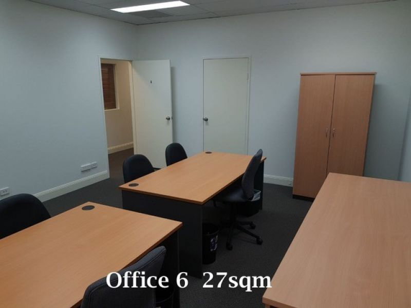 Furnished Office Spaces with Flexible Options - between 10m2 and 70m2