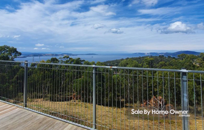 Private & Secluded 2.7030 Ha Modest House with magnificent panoramic water view