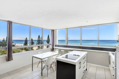 RARE JEWEL! FRONT APARTMENT IN THE SHORE BUILDING!