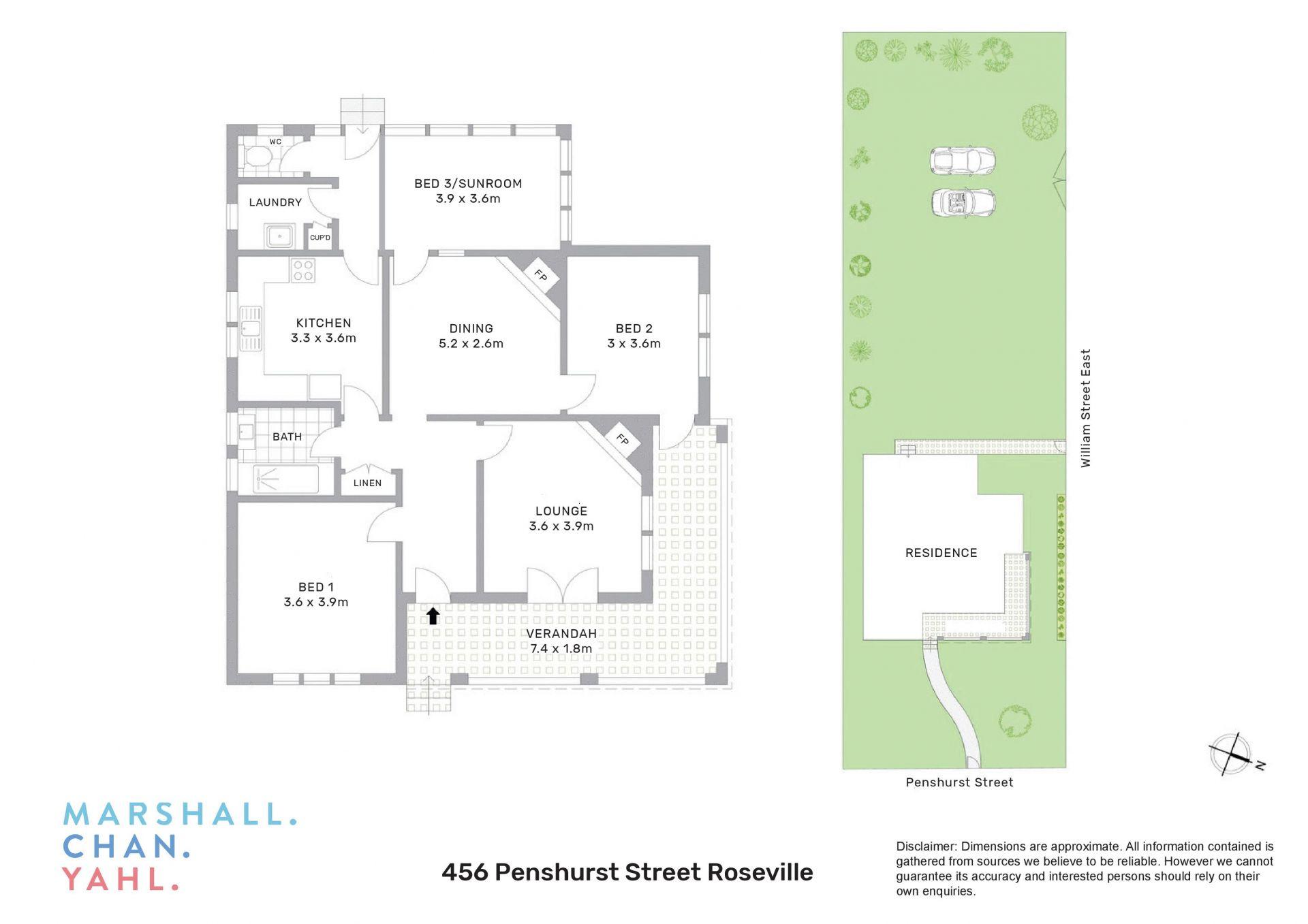 456 Penshurst Street Roseville 2069