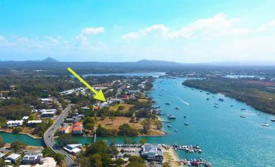 RIGHT ON THE NOOSA RIVER - AVAILABLE 7 FEBRUARY 2020