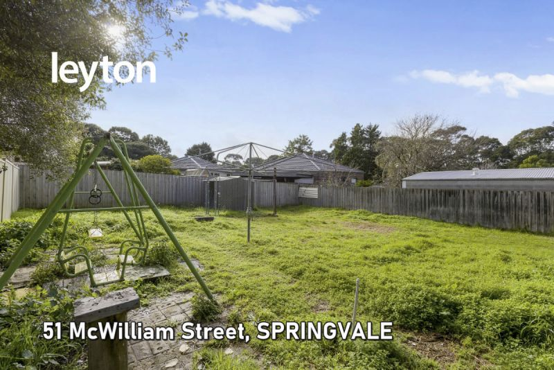 51 McWilliam Street, Springvale