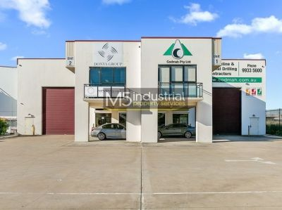 1,229m2 - Industrial Duplex in the Heart of Prestons