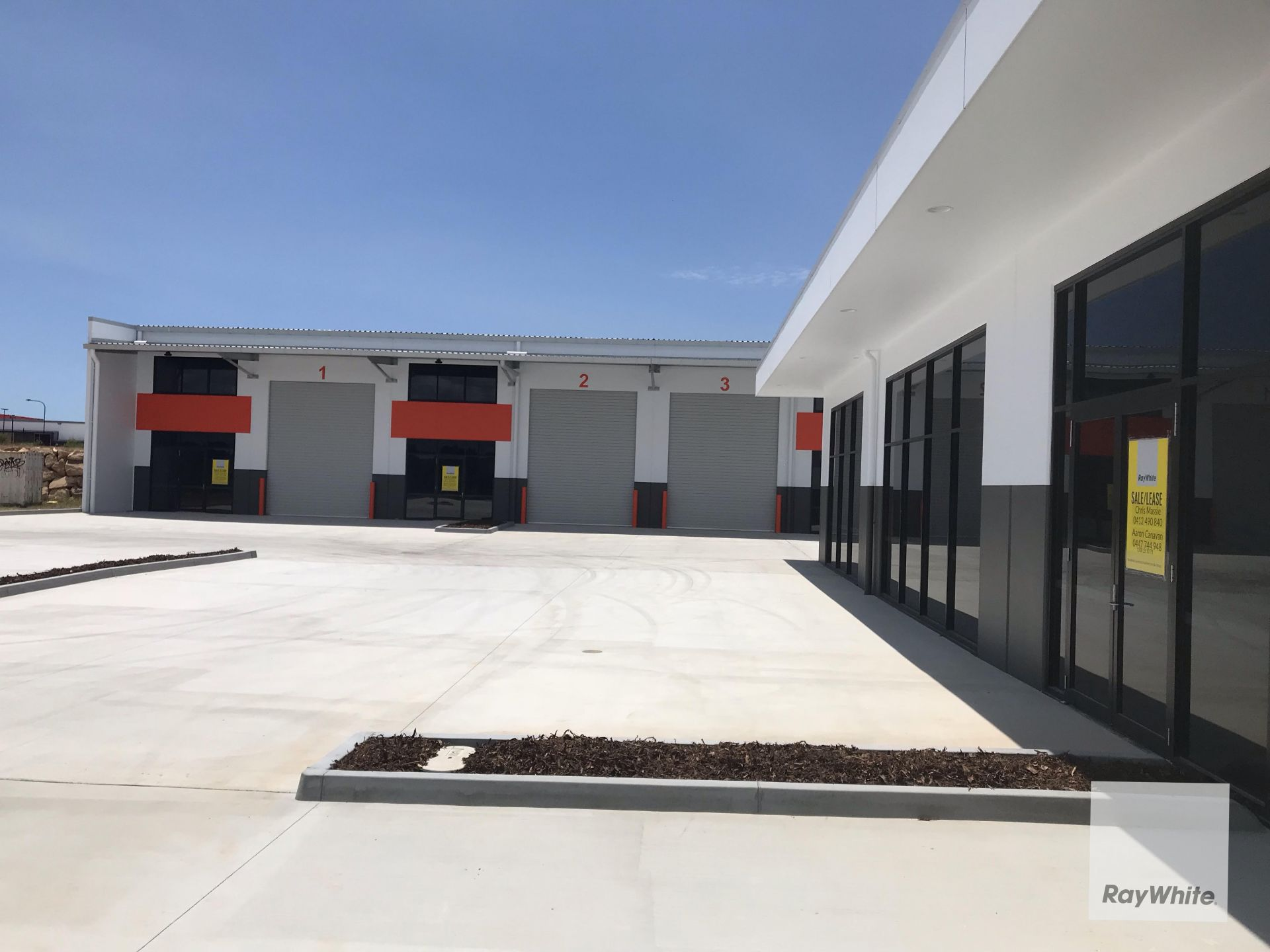 Newly Constructed Warehouse Opportunity with High Exposure