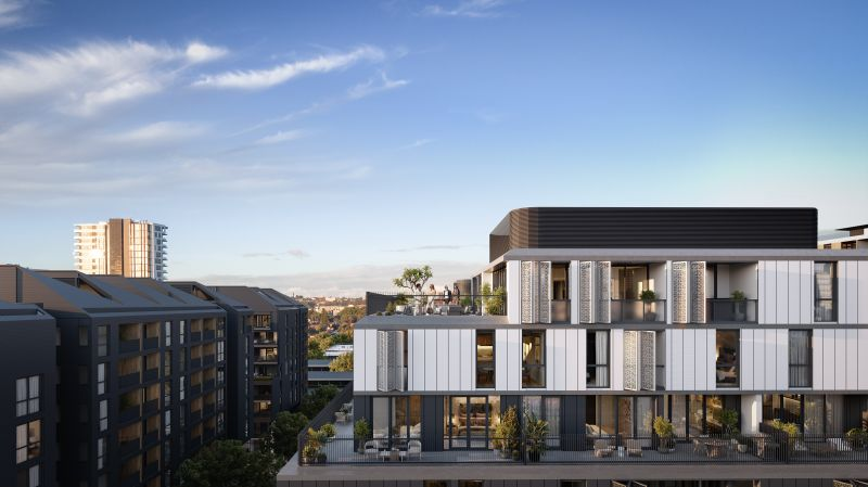 Life is better downtown. A stunning collection of 1,  2 and 3 bedroom residences.-023