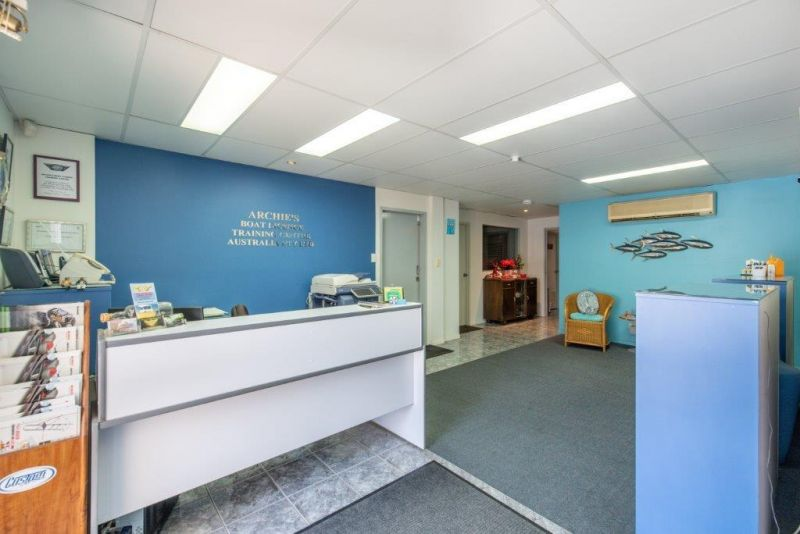 225sqm Quality Office Training Facility in Prime Location