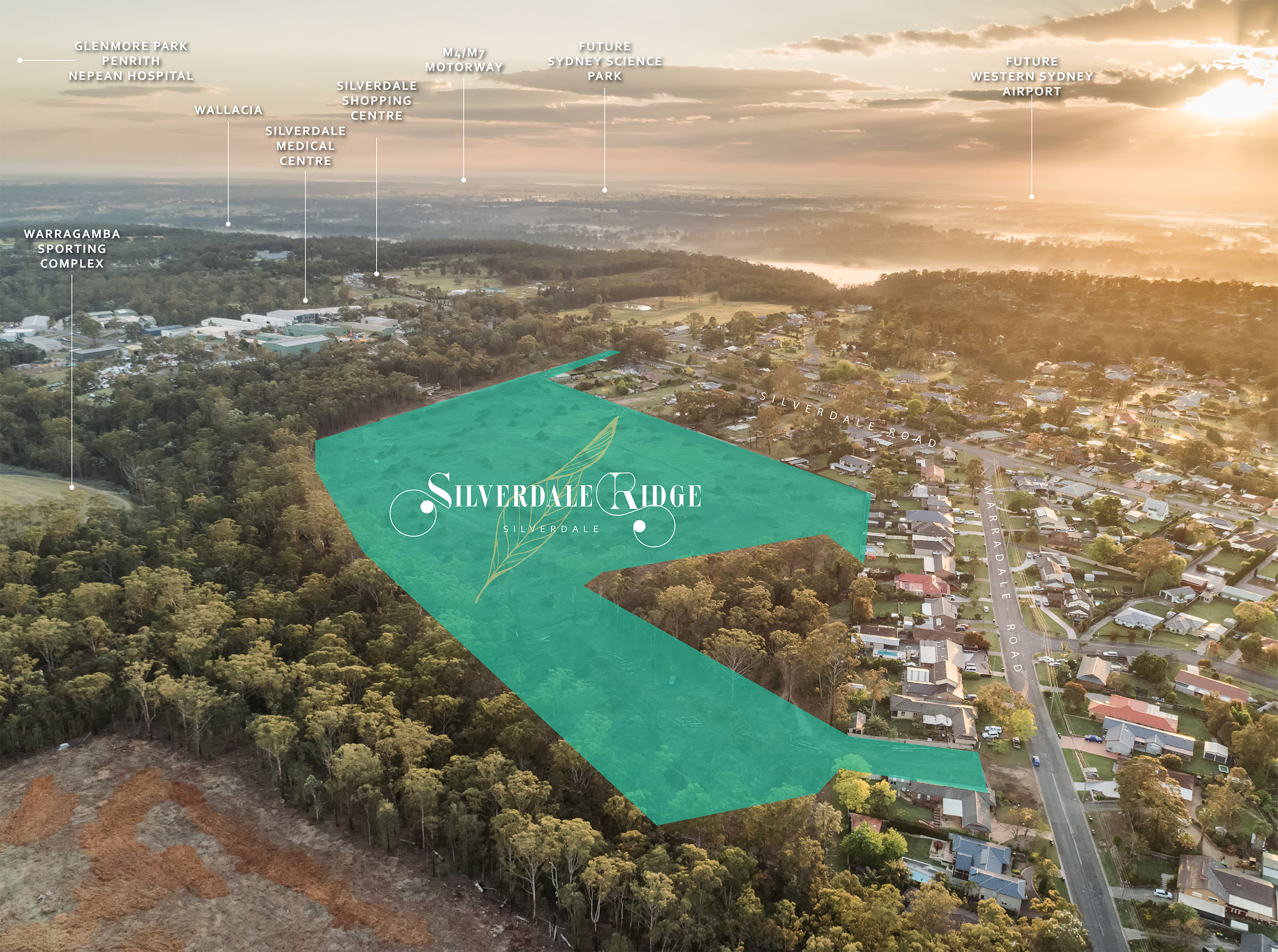 Large Residential Land Lots Offering a Tranquil & Laid Back Lifestyle