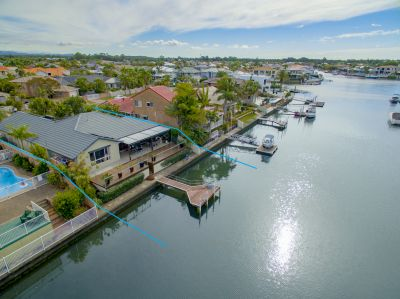 Fully Renovated Home...20.1m* Waterfrontage.