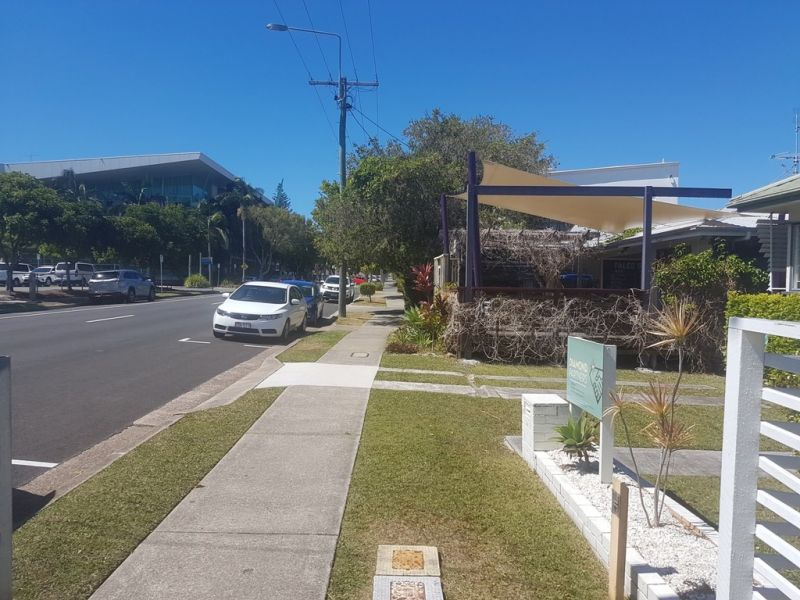 Freehold Property in Central Caloundra - Future Redevelopment Option
