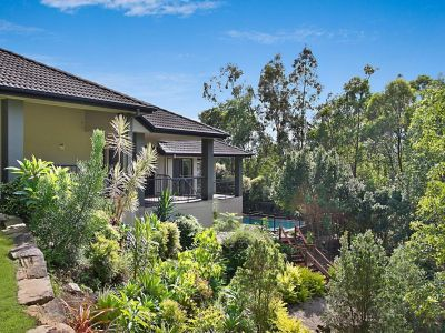 Immaculate home in tranquil bush setting - pool and garden maintenance included
