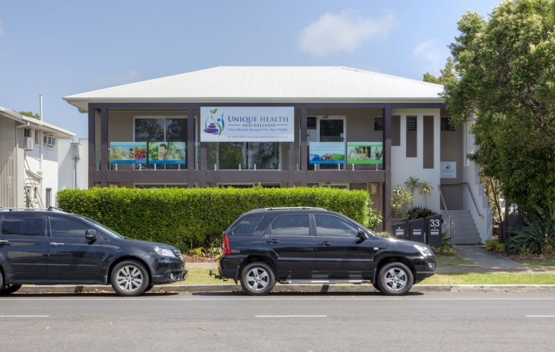 Ground Floor Noosaville Office