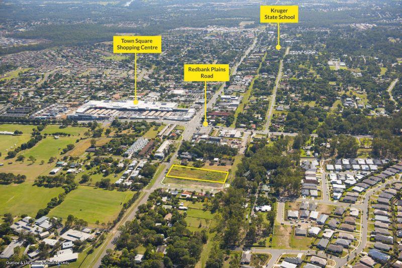 Approved Townhouse Site - Bellbird Park