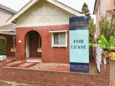 SPACIOUS TWO BEDROOM HOUSE IN IDEAL LOCATION
