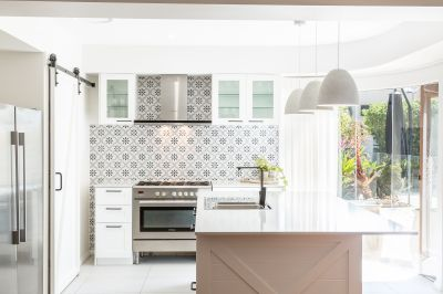 A NORTHERN ENTERTAINER WITH A HAMPTONS FEEL