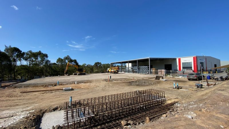 Brand New Industral Warehouse - Bells Creek