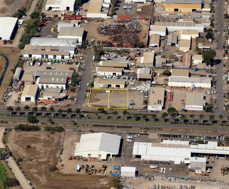 Woolcock Street Industrial Land - lots from 1,400 to 2,782 sqm