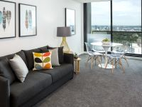 Brilliantly Positioned 32th floor NEAR NEW 2 Bedroom with Expansive Living Spaces!