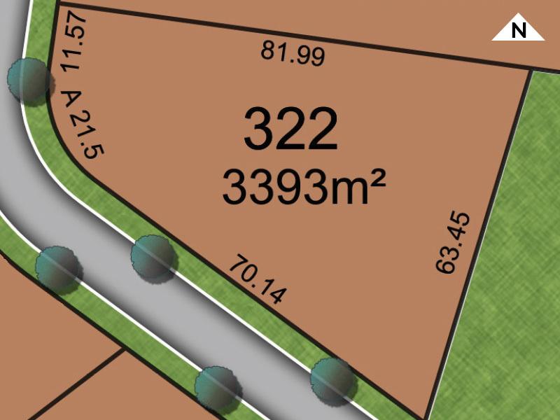 Branxton Lot 322 Pin Oak Circuit