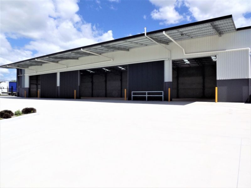 1600M2 NEWLY CONSTRUCTED INDUSTRIAL WAREHOUSE/OFFICE