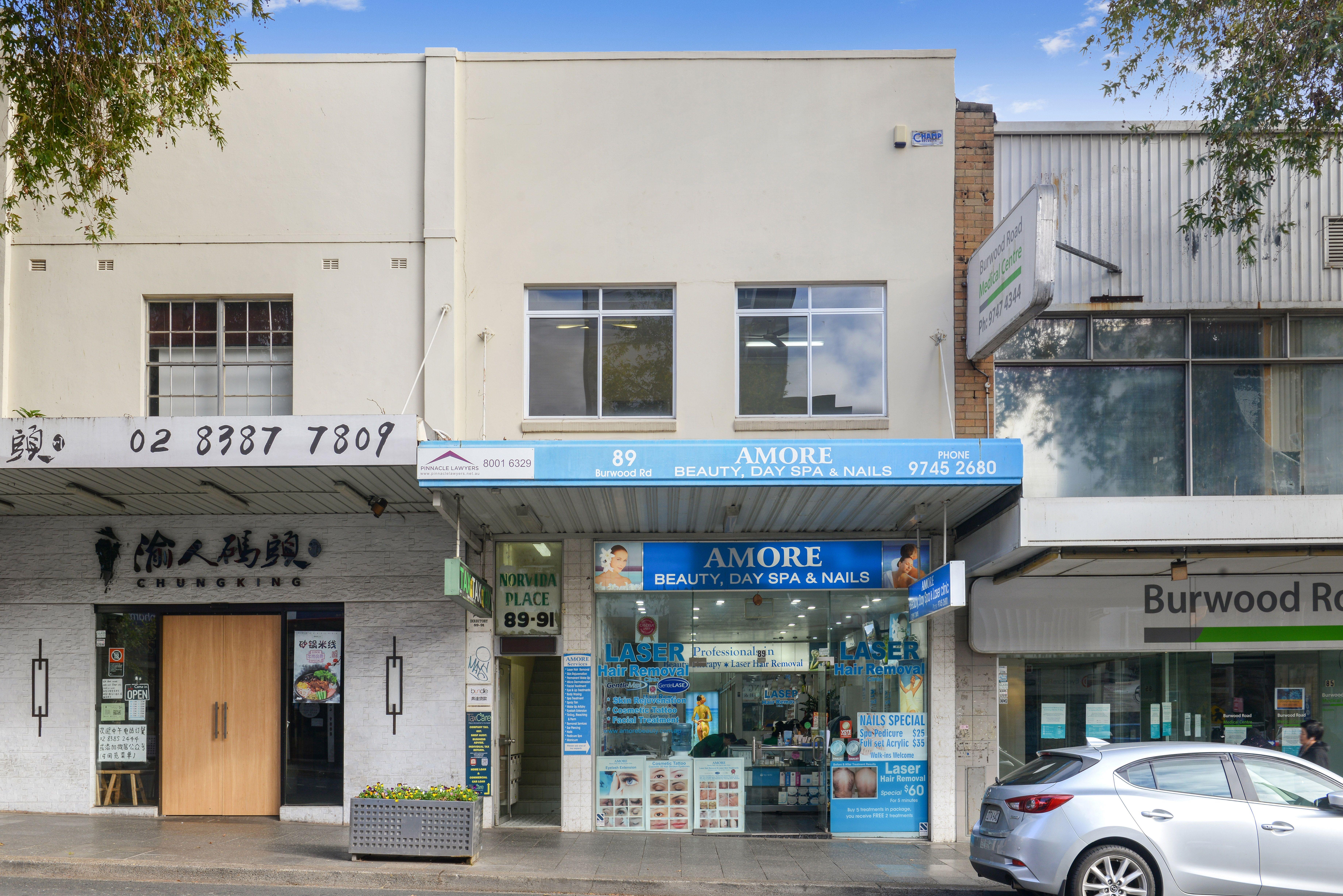 Office 5/89-91 Burwood Road, Burwood NSW 2134