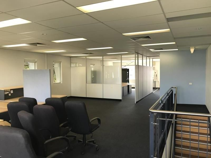 FULLY FURNISHED, FIRST FLOOR OFFICE
