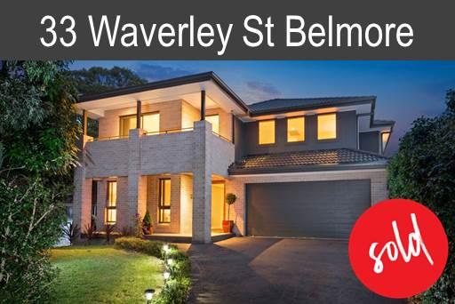 L Buchanan | Waverley St Belmore
