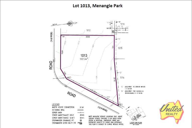Approx. 982.2 sq.m - Build Your Dream Home!!